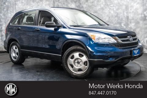 Used Honda CR-V LX AWD