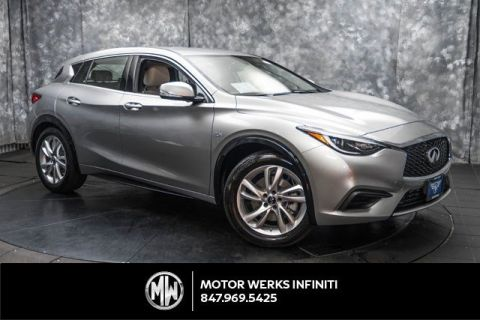 New INFINITI QX30 Luxury *Limited Availability*