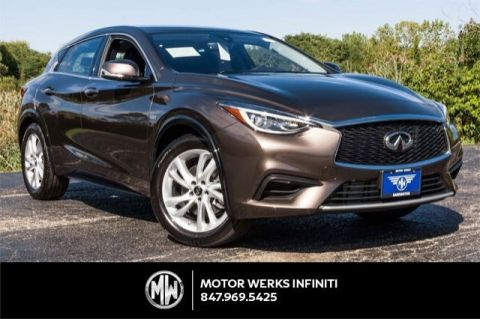 New INFINITI QX30 Base