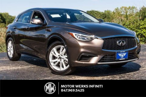 New INFINITI QX30 Base FWD *Limited Availability*
