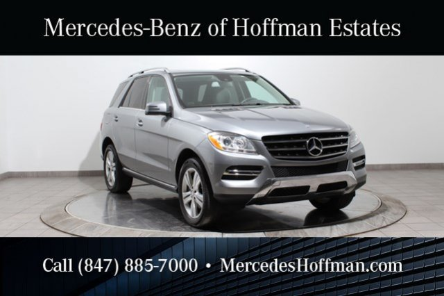 Certified Used Mercedes-Benz M-Class ML350 BlueTEC