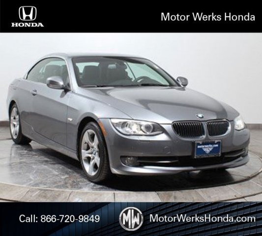 Used BMW 3 Series 335i WITH PREMIUM AND NAVIGATION PACKAGES