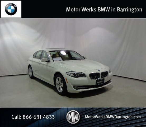 Certified Used BMW 5 Series 528i xDrive