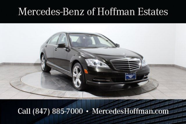 Certified Used Mercedes-Benz S-Class S550 4Matic Panorama 19 Wheels