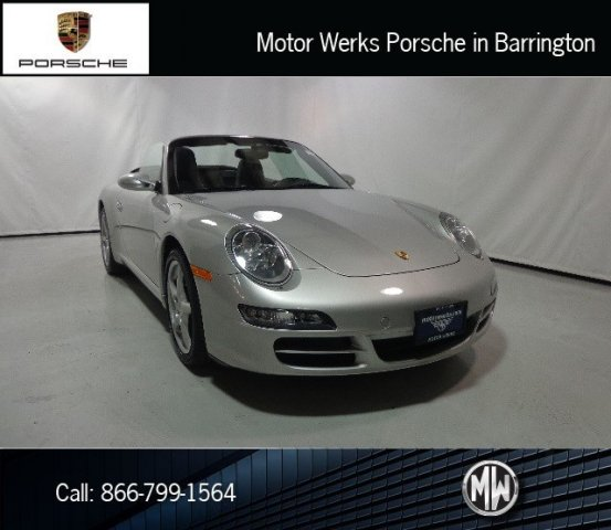 Used Porsche 911 Carrera
